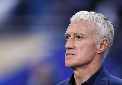 L'innovation tactique de Deschamps, avec un retour et un novice