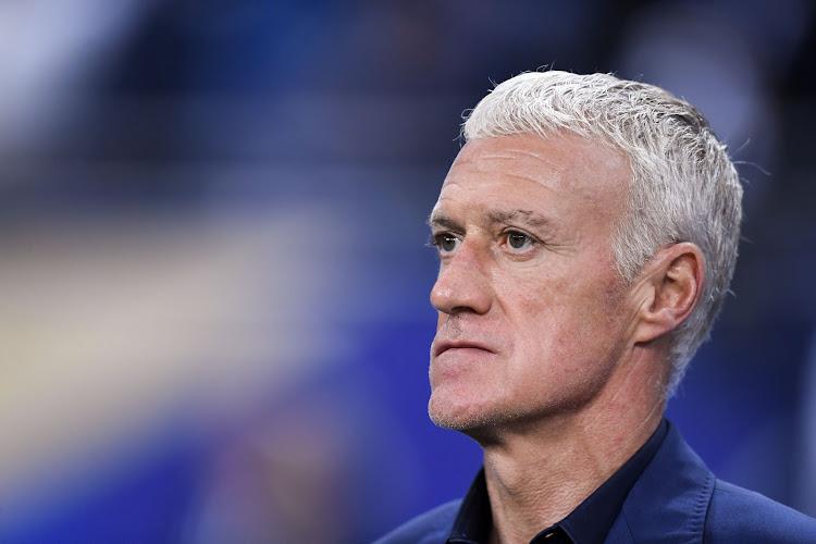 """Didier Deschamps aux anges : """"Aucune équipe n'a fait mieux"""""""