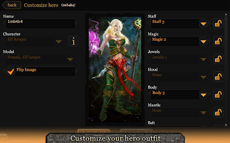 Eldhelm - online CCG/RPG/Duel 5.3.2 screenshot 631811