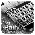 Silver Piano Keyboard icon