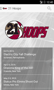 21 Hoops- screenshot thumbnail