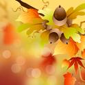 Autumn Leaves Fall Season icon