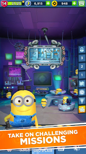 Minion Rush: Despicable Me Official Game apkpoly screenshots 4