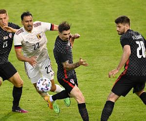 """Roberto Martinez prend la défense de ses défenseurs et de Nacer Chadli : """"Un footballeur unique"""""""