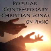 Popular Contemporary Christian Songs on Piano