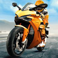 Traffic Speed Rider  - リアルモトレーシングゲーム