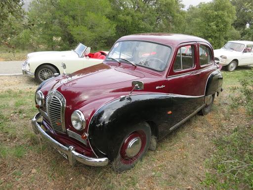 Austin A 40 de 1953