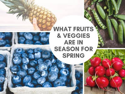 What Fruits & Veggies are in Season for Spring