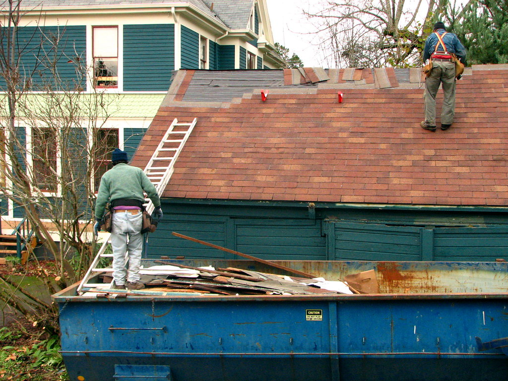 Roof replacement - Roofers in Dublin