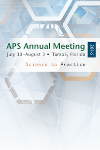 APS Meeting- screenshot thumbnail