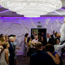 Wedding photographer Tomasz Cichoń (tomaszcichon). Photo of 01.10.2018