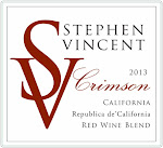 Stephen Vincent Crimson Red Blend