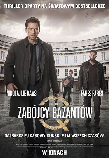 Polski plakat filmu 'Zabójcy Bażantów'
