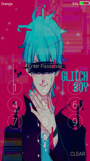 ... Glitch Live Wallpapers ( Lock Screen ) screenshot 7 ...