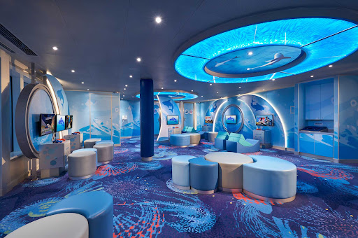 CCL_Horizon_Camp Ocean_Sharks_4850.jpg - The kids will keep entertained at the supervised Camp Ocean Sharks area of Carnival Horizon.