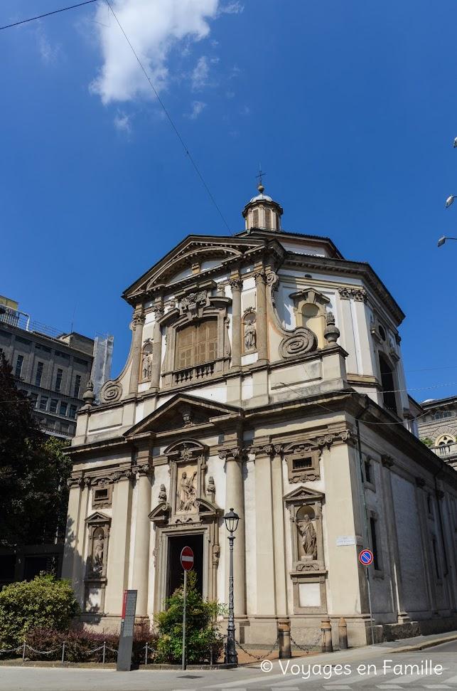 Milan, Eglise San Giuseppe