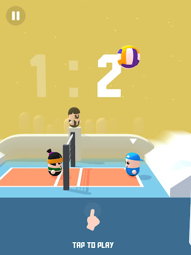Volley Beans 24 screenshots 9