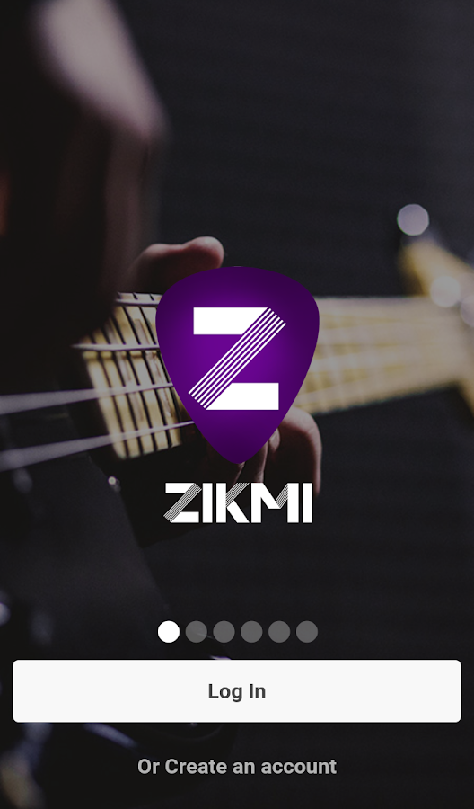 ZIKMI- screenshot