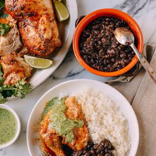 Chicken With Green Sauce Recipes