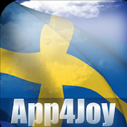 Download App Sweden Flag Live Wallpaper