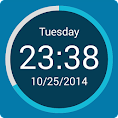 Round Clock Widget file APK for Gaming PC/PS3/PS4 Smart TV
