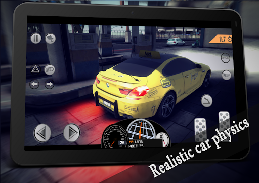 Amazing Taxi Sim 2017 Pro game (apk) free download for Android/PC/Windows screenshot