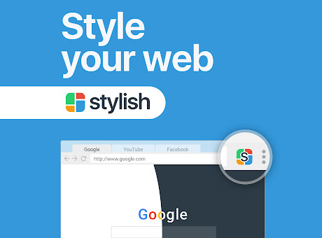 Stylish - Custom themes for any website