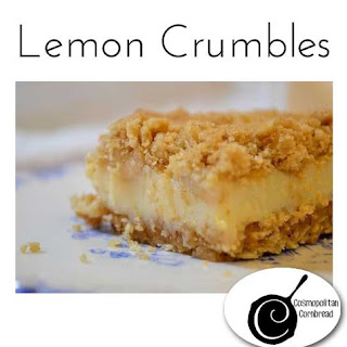 Lemon Crumble Recipes