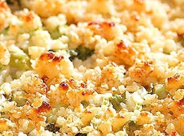 Rice And Brocolli Casserole Recipe