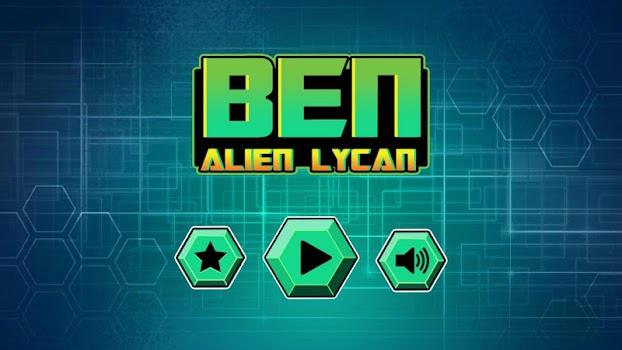 Alien Ben Blitzwolfer Lycan