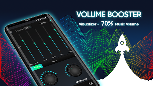 Super Music Volume Booster: Equalizer Bass Booster for PC