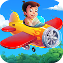 Chhota Bheem Jungle Rescue - Jungle Run Episode 2 icon