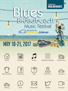 Blues On Broadbeach- screenshot thumbnail