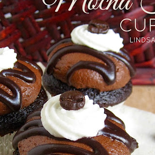 Mocha Fudge Cupcakes Recipe