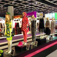Photo: Fashion display at the World Boutique
