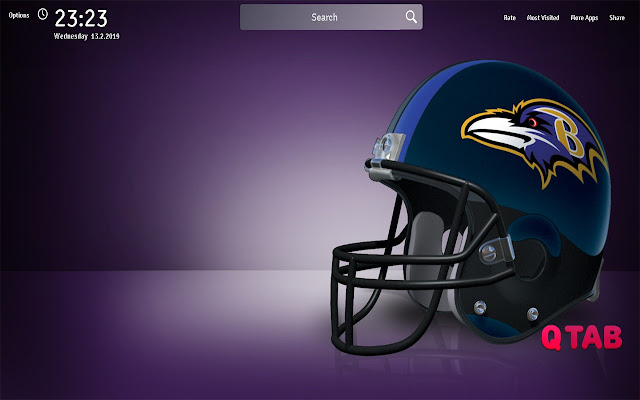 Baltimore Ravens Wallpapers New Tab
