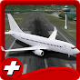 free airplane park it drive icon