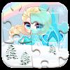 Little Snow Queen Frozen Game