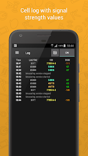 Cell Signal Monitor Pro: mobile networks monitor 5.1.1 [Mod + APK] Android 3