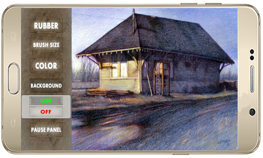 玩免費遊戲APP|下載Draw sketch: Brush Illustrator app不用錢|硬是要APP
