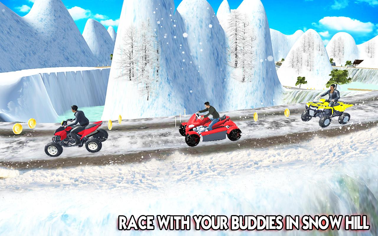 Atv Quad Bike Rider 3d Android Apps On Google Play