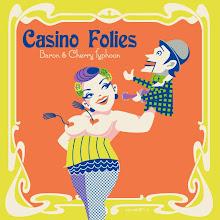 Photo: Casino Folies / Baron & Cherry Typhoon CD design 2014