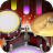 Drum Live: Real drum set drum kit music drum beat Icône