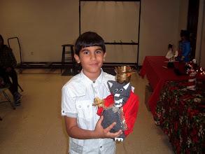Photo: Nutcracker Doll Contest Mouse King winner