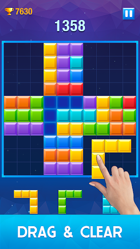 Puzzle Master - Sweet Block Puzzle apkdebit screenshots 1