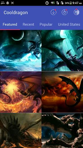 Free Dragon Wallpaper