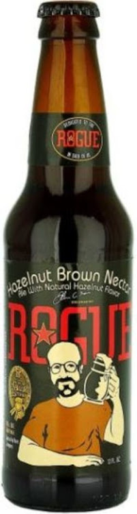 Logo of Rogue Rouge Hazelnut Brown Nectar
