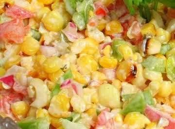 Tasty Corn Salad