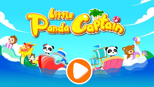 Little Panda Captain - screenshot
