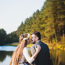 Wedding photographer Anna Meleschuk (AnnMell). Photo of 10.10.2016
